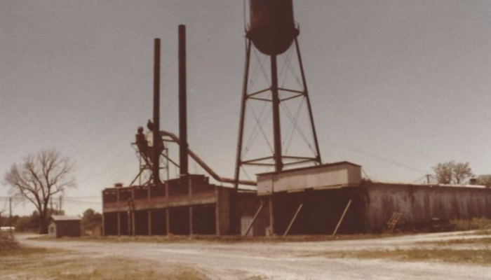 Farrow Lumber Co. in 1979